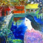 Young girl, Huế