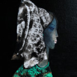 Portrait with scarf (2)