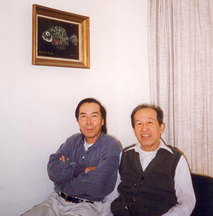 Dinh Cuong - Vo Phien