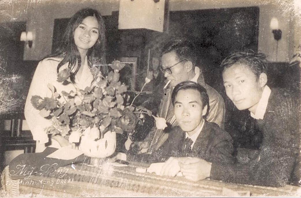 Khanh Ly - Do Long Van - Dinh Cuong - Trinh Xuan Tinh