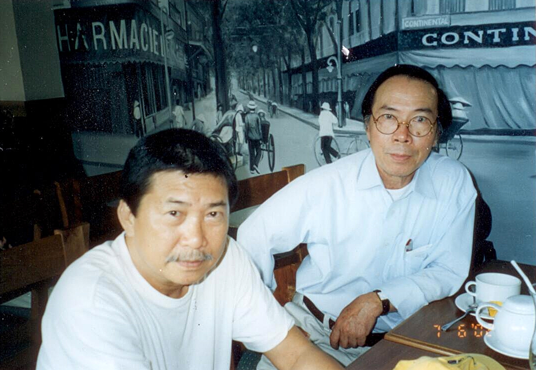 Nguyen Trung - Dinh Cuong